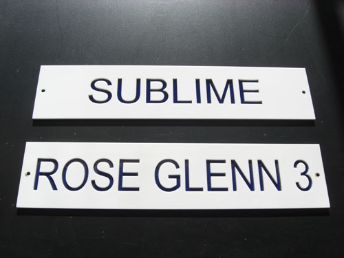 Engraved Signs Plaques And Name Plates Visual Signs