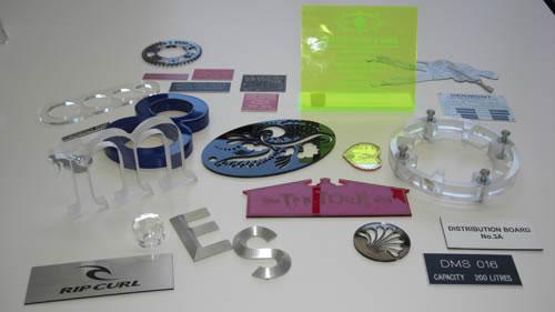 Laser Cutting, CNC Perspex, MDF, rubber, foam | Visual Signs