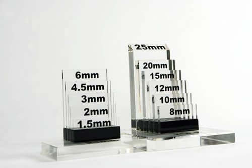 Perspex cut to size | Any colour any size | Visual Signs