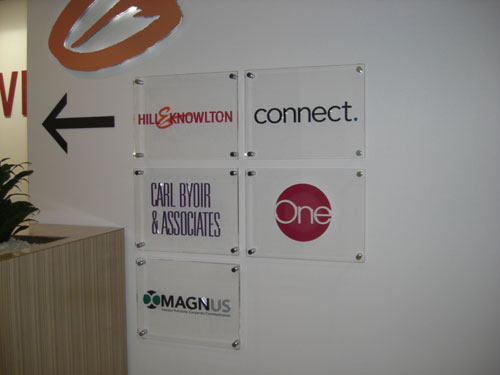 Office Foyer Signs : Reception foyer signs office signage