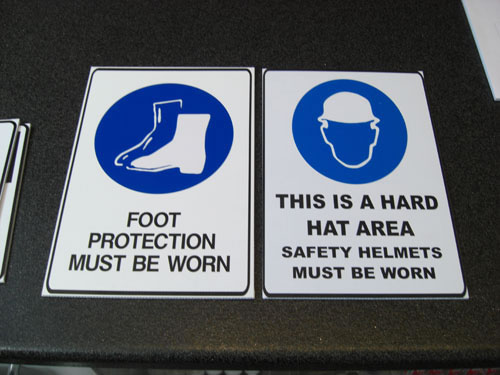 Security Safety Signs Our Extensive Safety Sign