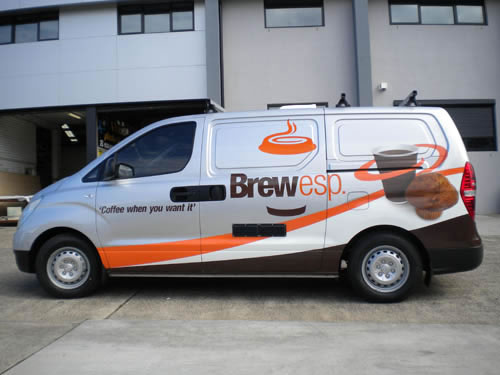 Vehicle wraps | Sydney - Visual Signs