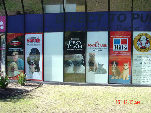 Visit our perspex company